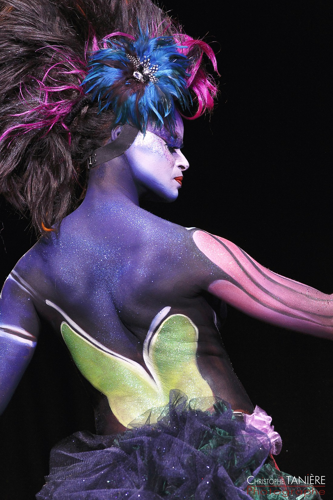 Make Up for ever-body painting-photo1