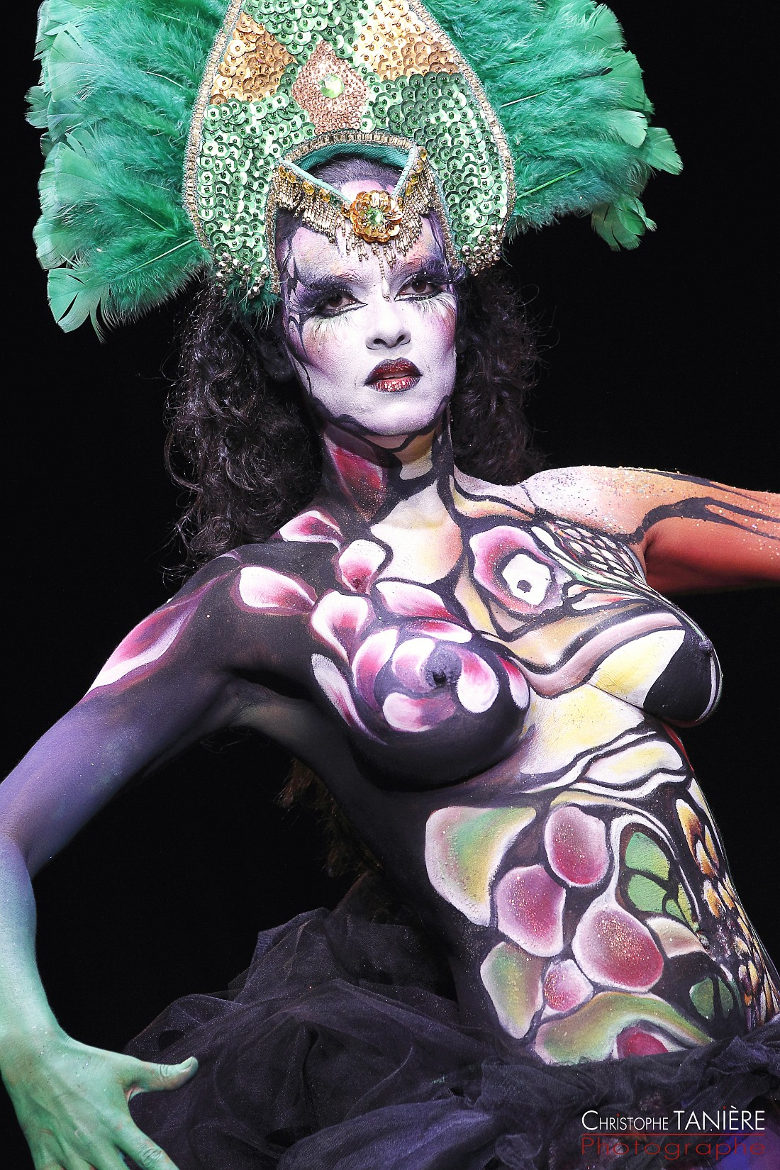 Make Up for ever-body painting-photo3
