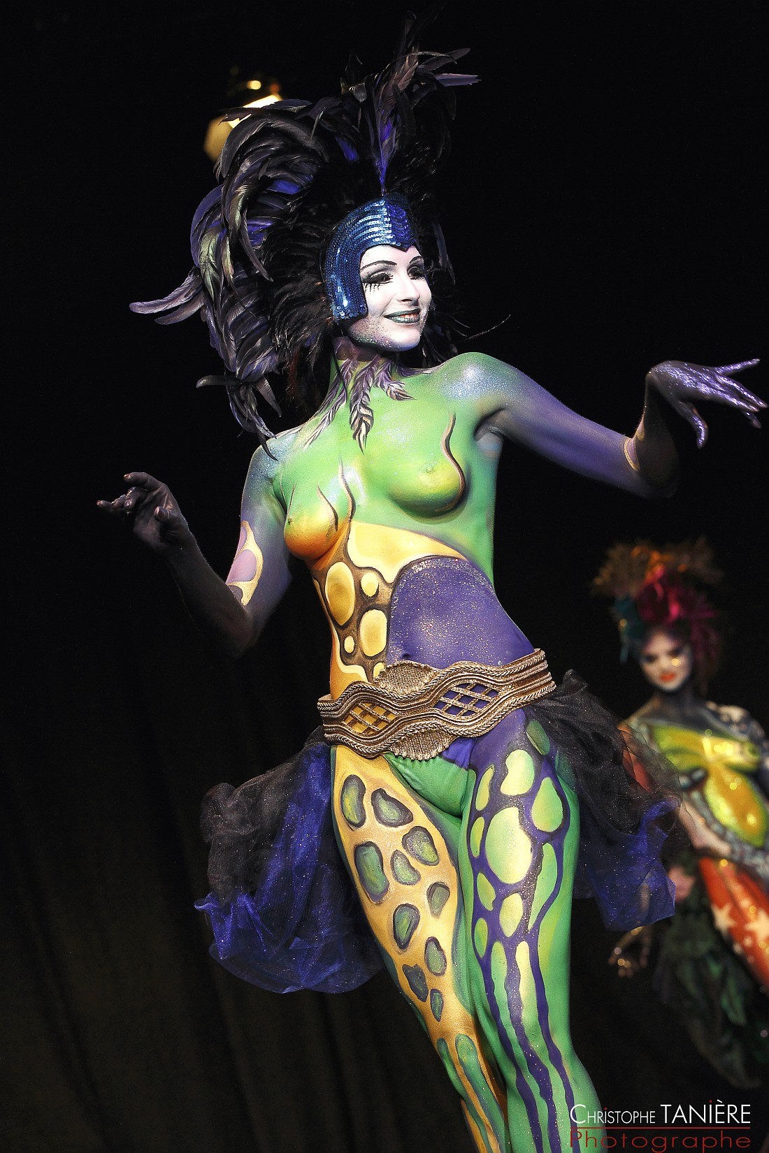 Make Up for ever-body painting-photo4