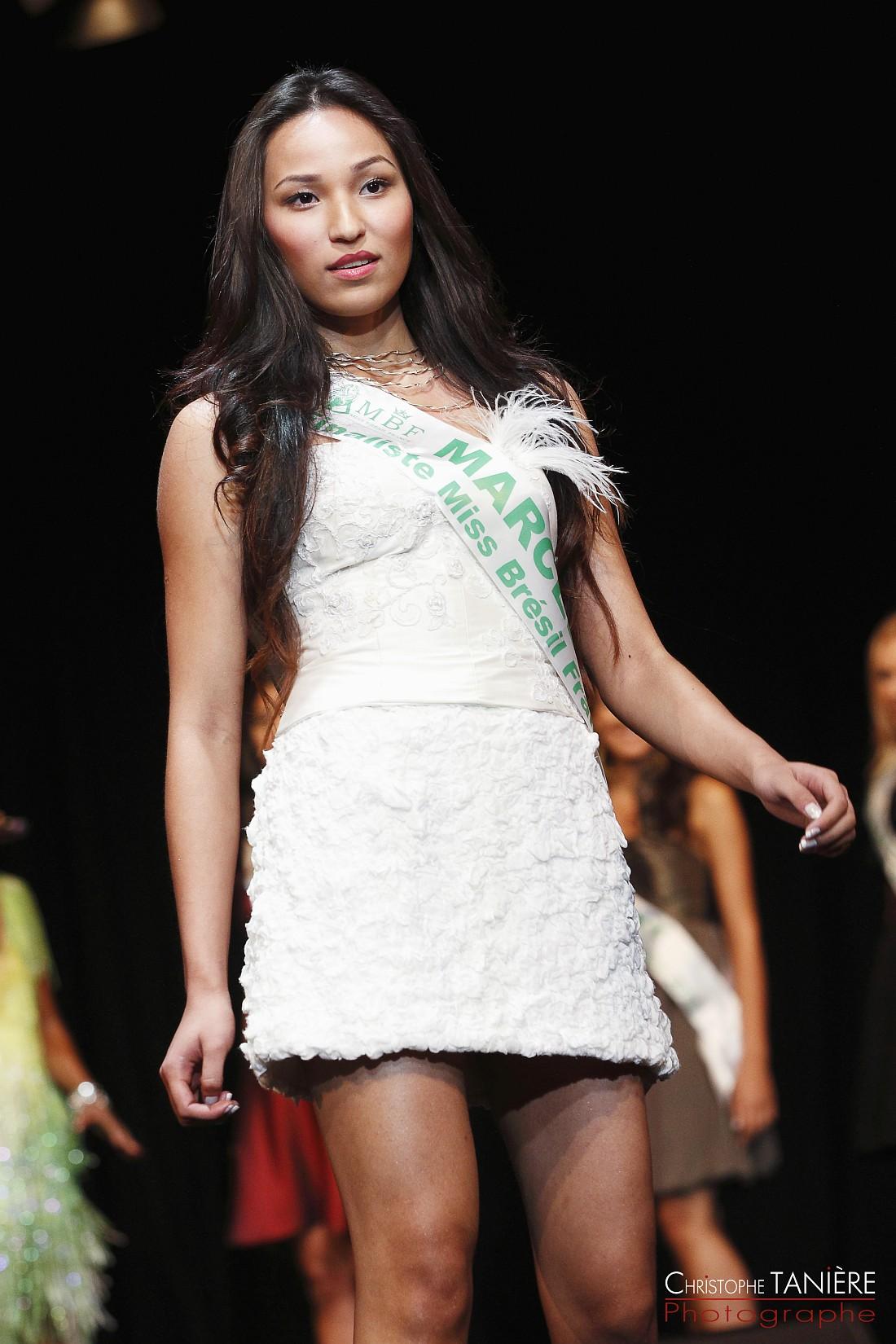 Miss Brésil France 2013-Marcella Yumi