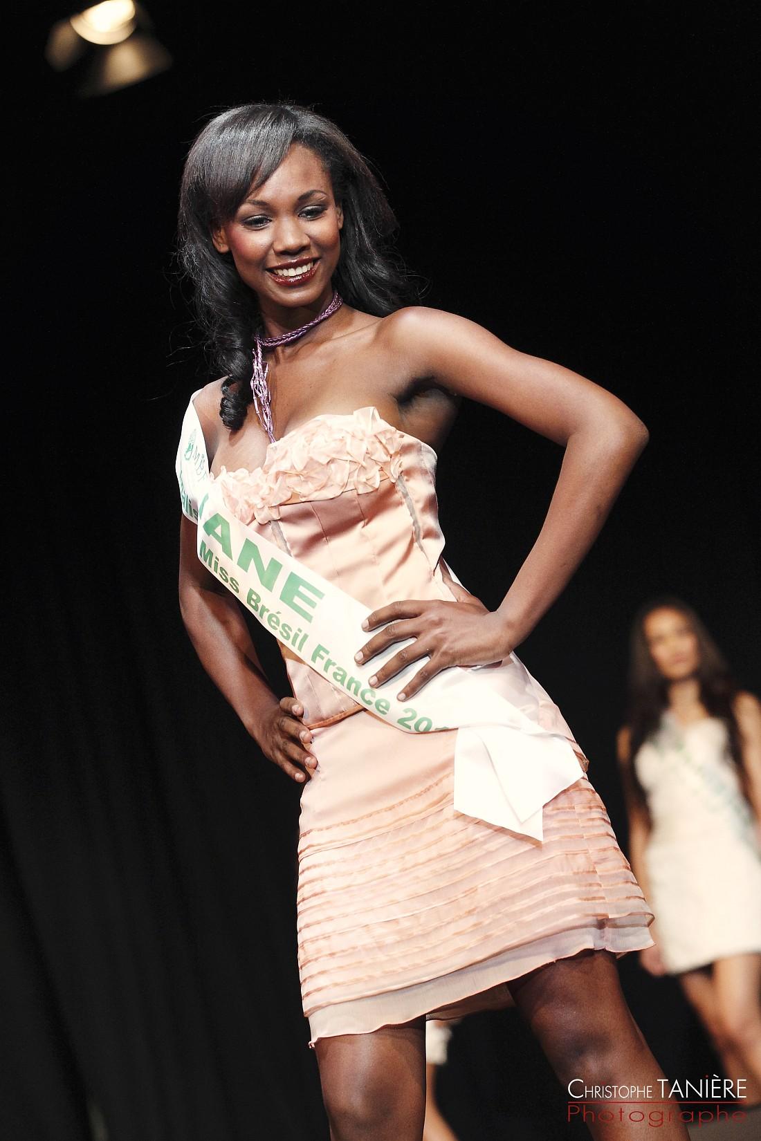 Miss Bresil France 2013-Iane Conceiçao dos Santos