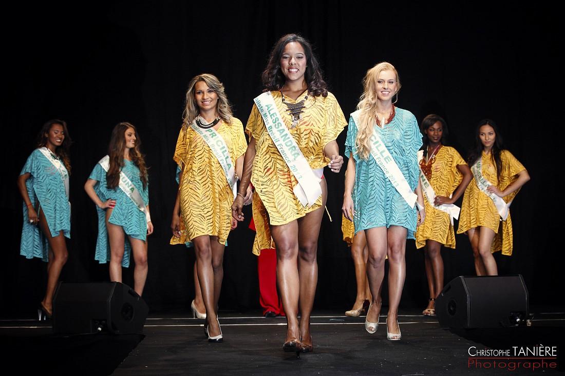 Miss France Brésil 2013
