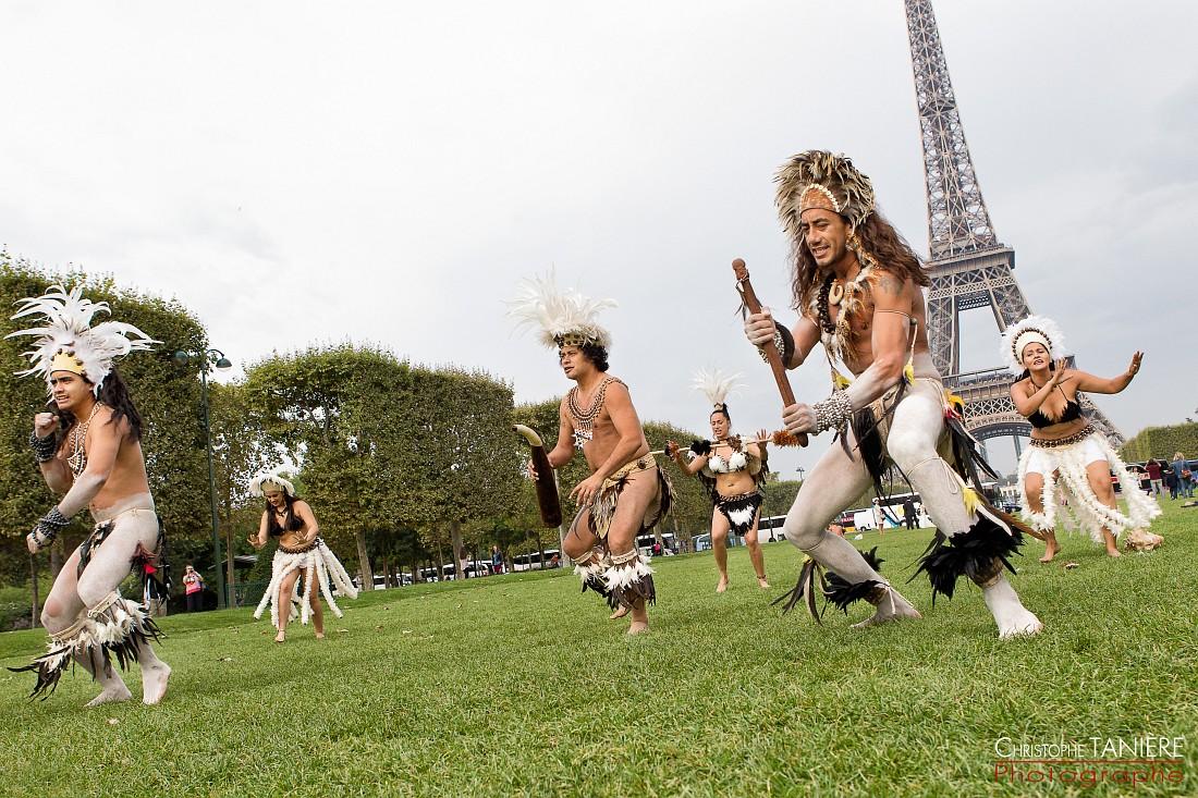 ballet folklorique-l'île de Pâques-Paris