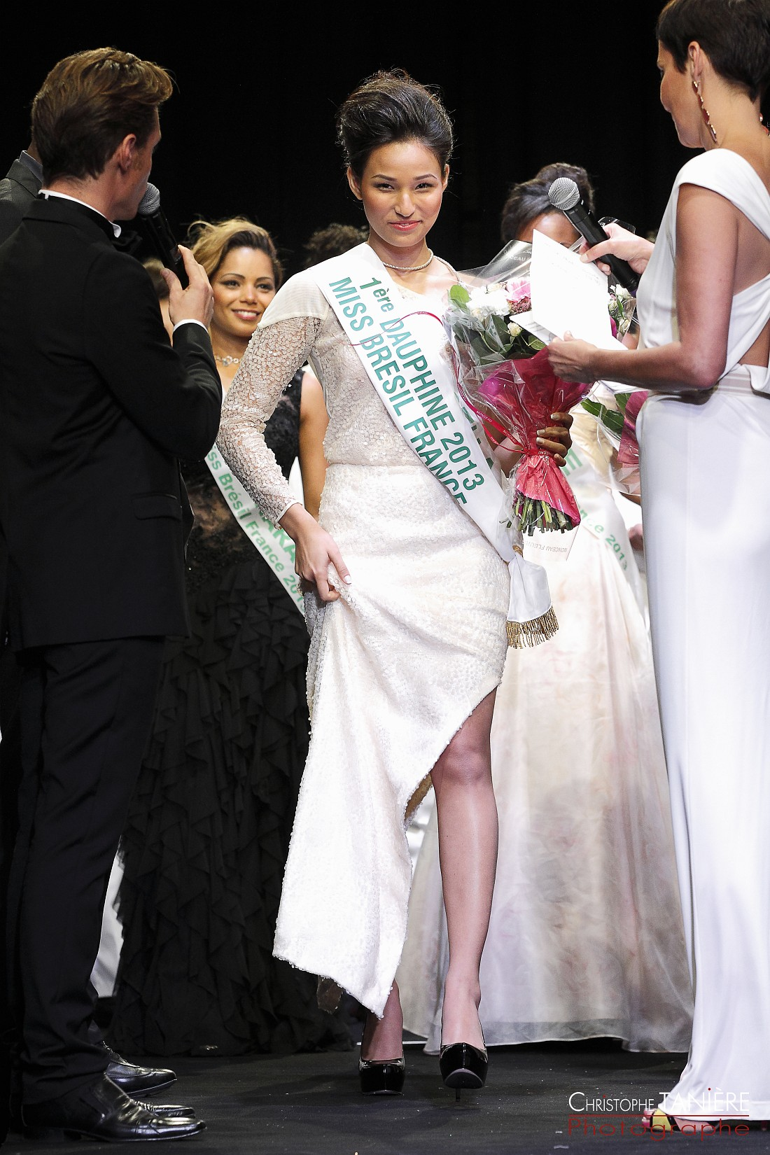 première dauphine-Marcella Yumi-Miss Bresil France