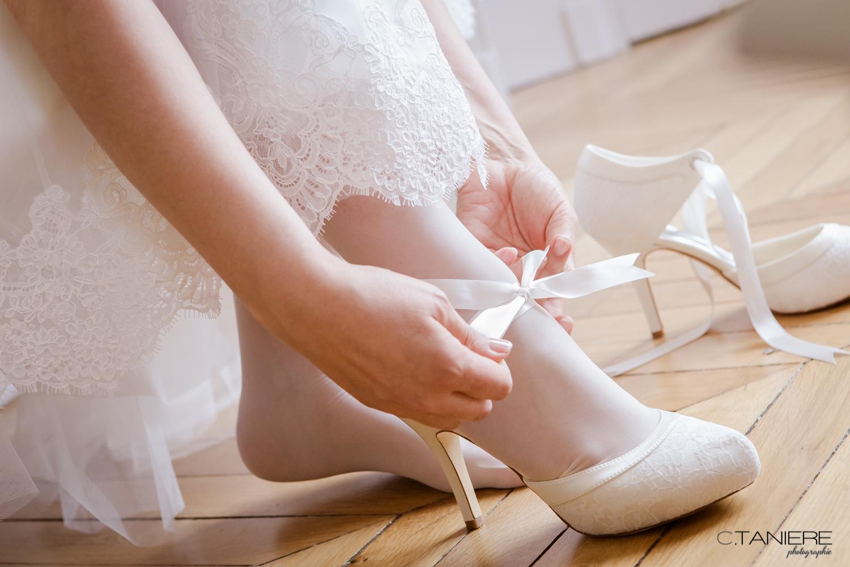 15-chaussure photo mariee