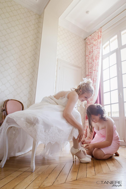 16-la mariee et sa fille