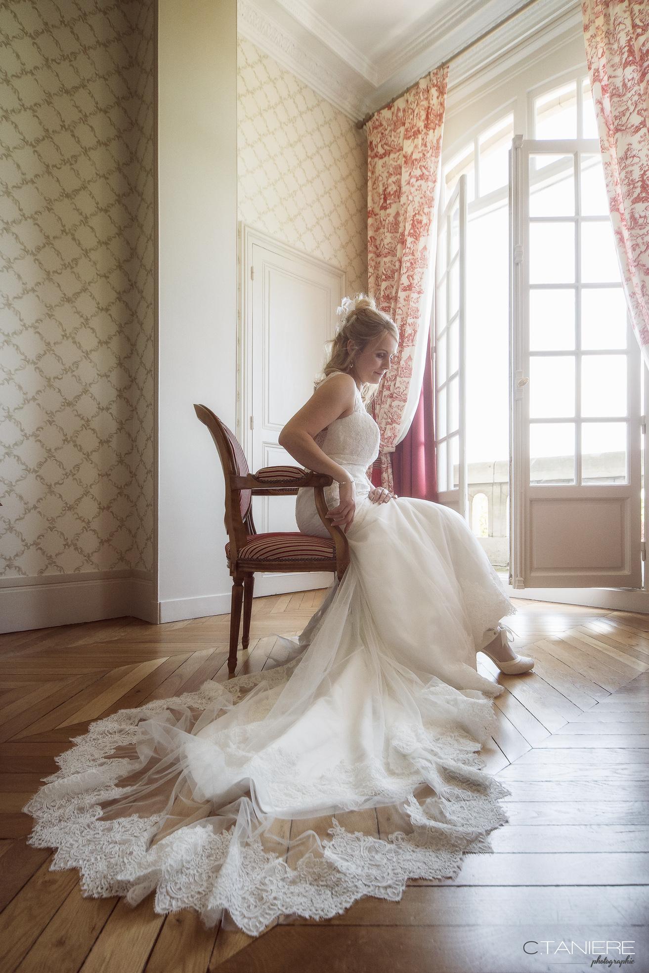 18c-mariee-robe haut de gamme