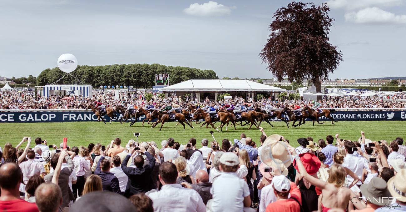 6-prix de Diane 2015-cheval course