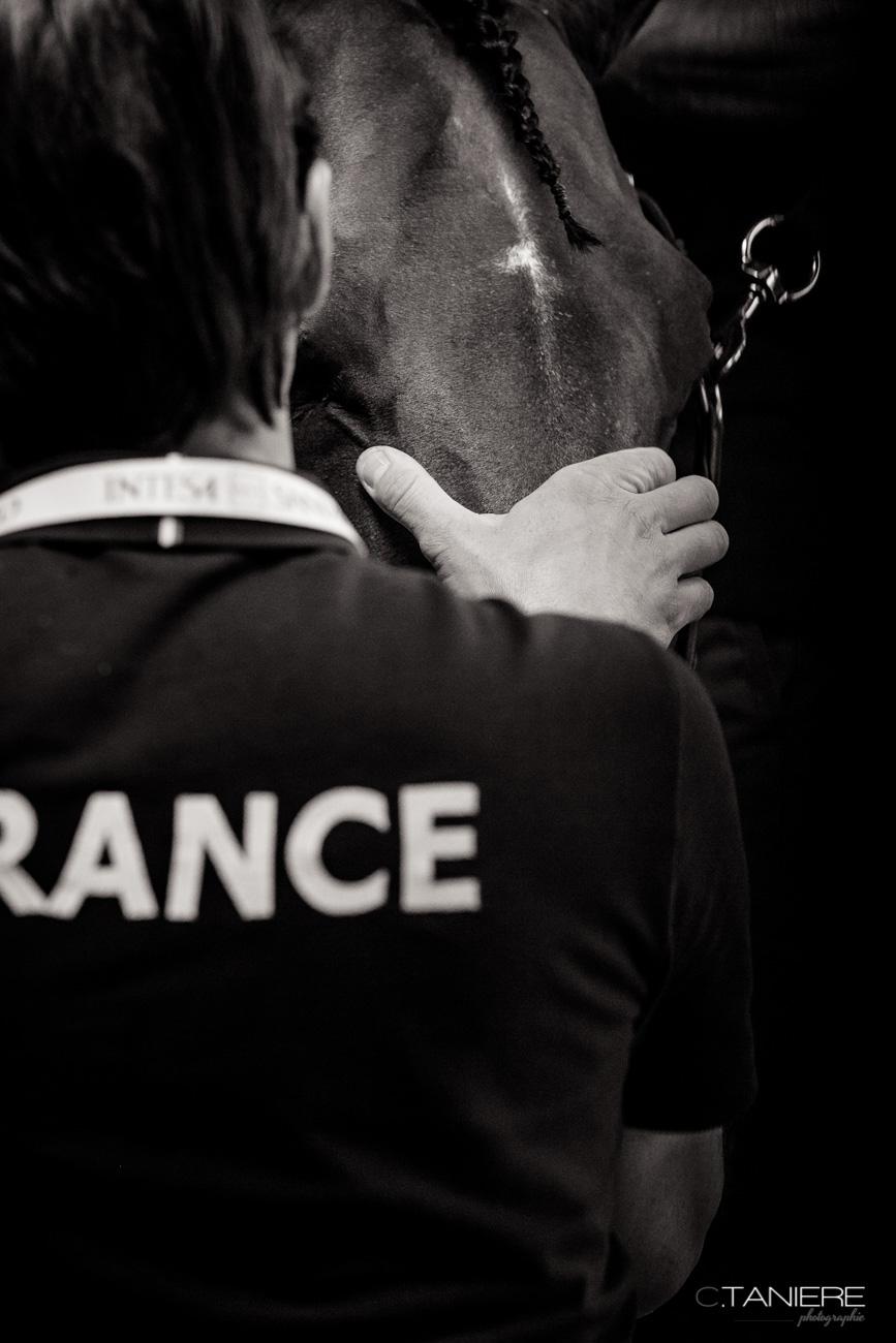 Jerome Thevenot-team france