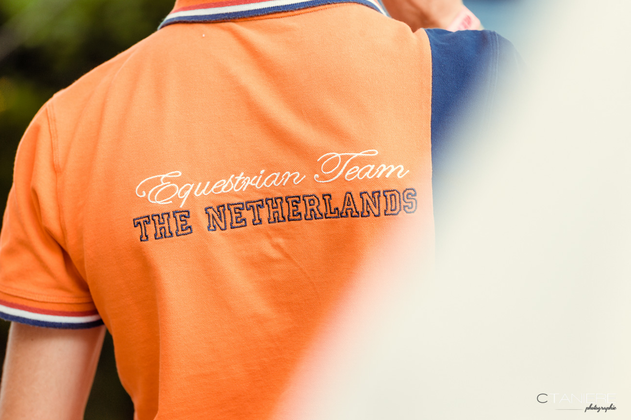 Netherlands-team-Coupe des Nations-Rome